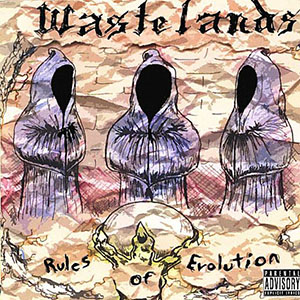 Wastelands - Rules Of Evolution