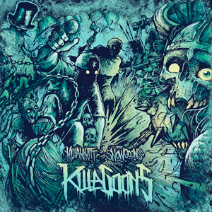 Killakikitt & Snowgoons - KillaGoons