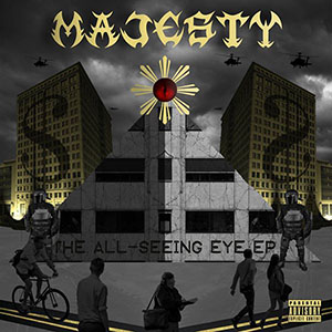 Majesty - The All-Seeing Eye EP