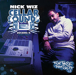 Nick Wiz - Cellar Sounds 4