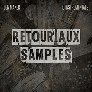 Ben Maker - Retour Aux Samples