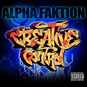 Alpha Faktion - Creative Control