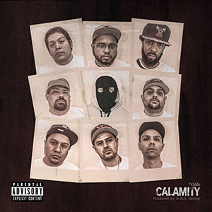 Seven Oddities Records & B.B.Z Darney - Calamity