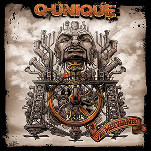 Q-Unique - The Mechanic