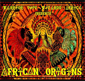 Warrior Type Wizards - African Origins